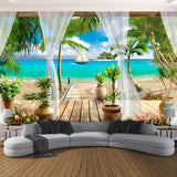 Beautiful Beach Wall Paper 280219