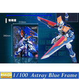 Anime MBF-P03R Assembly Kit Gifts