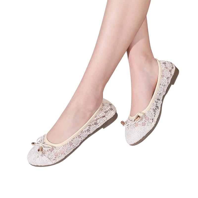 Lovely Lace Casual Shoes 171119