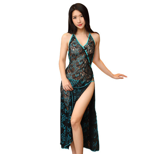 Luxury Chinese Fashion Lingerie Set 220718