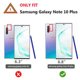 Samsung Note 10 Plus Protector Casing 061019