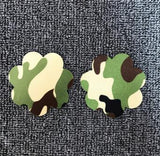 Camo Nipple Cover Bundle Set 311218