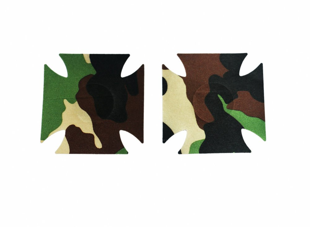 Camo Nipple Cover 50 pairs (100Pcs) Bundle Set 311218