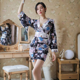 Asian Bedroom Sleepwear Set