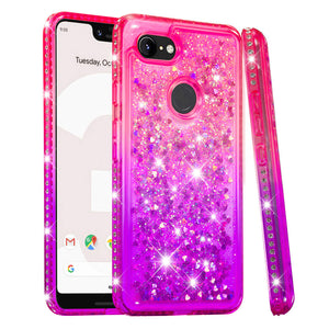 Google Pixel 3 Series Liquid Case 301119