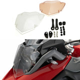 OEM BMW R 1200 GS Front Light Protection Cover
