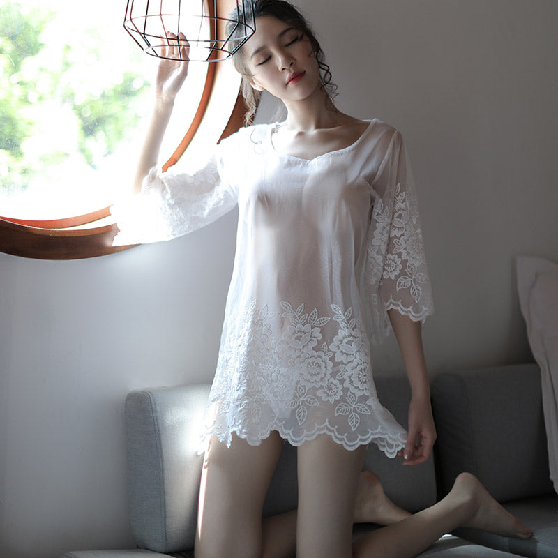 Mini Sleepwear Lingerie 191118