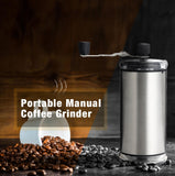 Portable Manual Coffee Grinder 140919