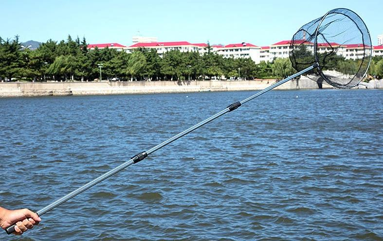 Retractable Fishing Net 150919