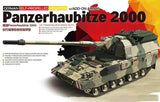 Germany Panzerhaubitze 1/35 Assembling Tank Model 041019