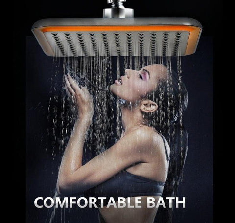 Comfortable Shower Head 080219