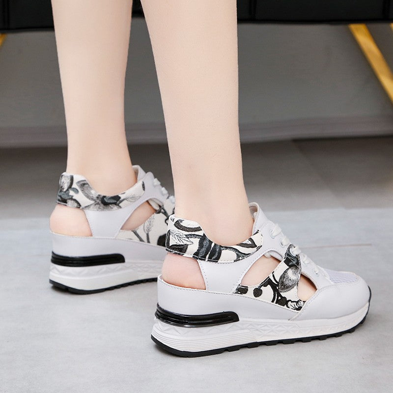Stylish Flower Sport Shoes 231119