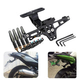 Motorcycle Rear Plate Holder