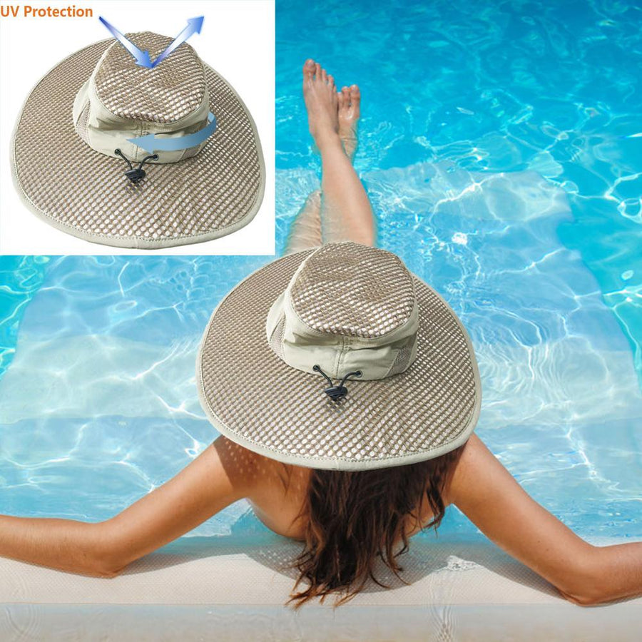Outdoor UV Protection Cap