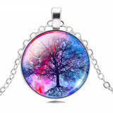 Life Tree Necklace+Pendant