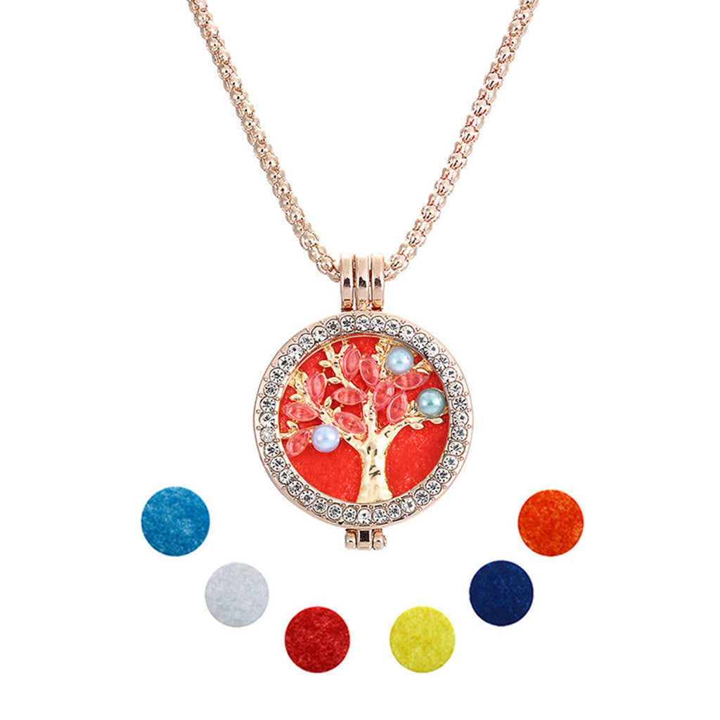 Luxury Life Tree Necklace+Pendant 080718