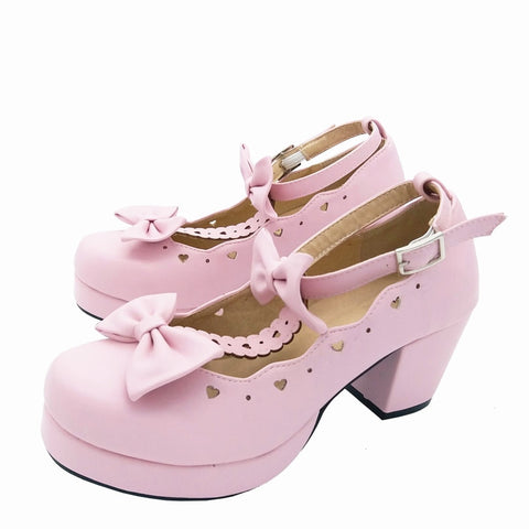 Cosplay Pumps Shoe 150619
