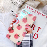 Colourful Tropical Fruit iPhone Series Casing 061019