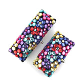 Colourful Rhinestone Clutch Bag 301119