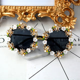 Luxury Vintage Sunglasses