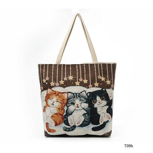 Lovely Cat Bags 090919