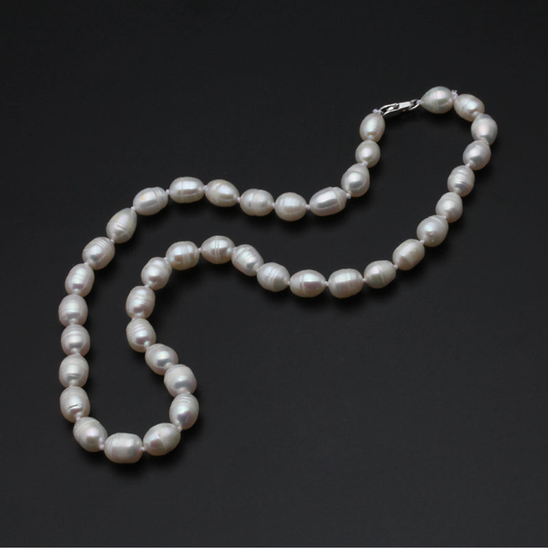 Luxury Natural Pearl Necklace 150819