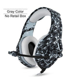 Gaming Camo Headset 241218