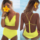 Beautiful Onepieces Swimsuit 141218