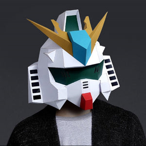 DIY Anime Mask