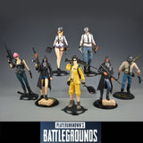 Game Multi Characters Model 090619