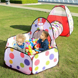 Children Outdoors Toy House