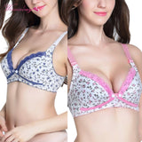 Floral Lace Maternity Bra 210119