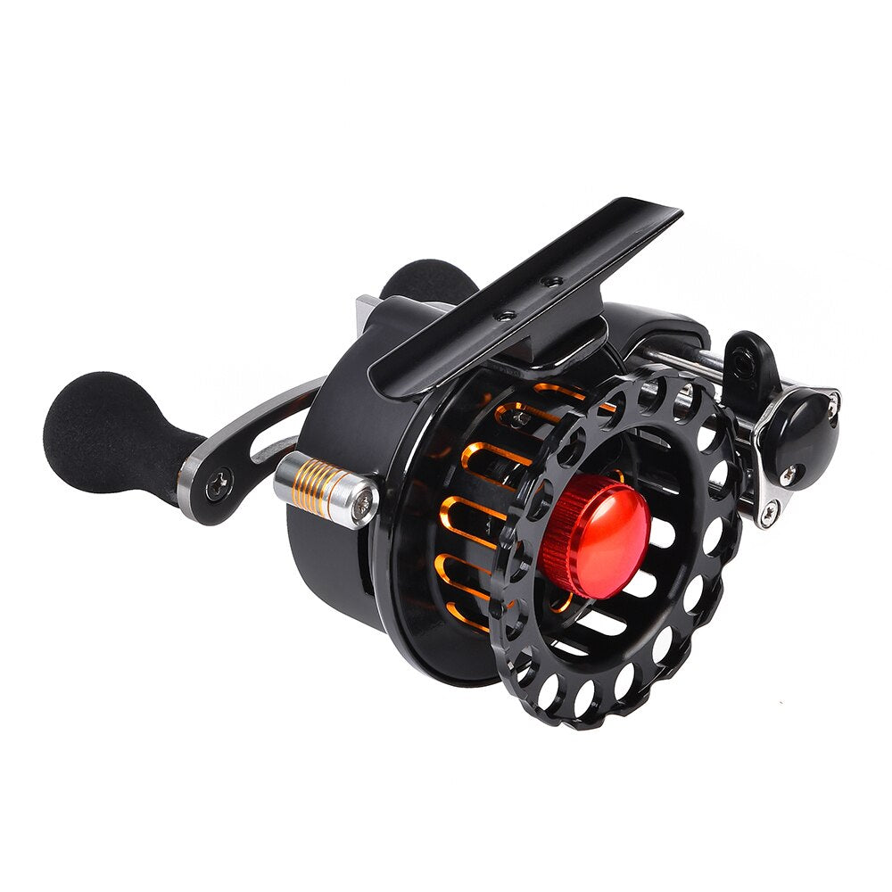 Raft Fishing Reel With Digital Line Counter 150919