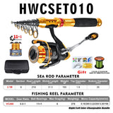 Beginner Fishing Rod Set 150919