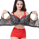 Push Up Plus Size Bra 020119