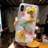 Colorful Flower iPhone Case 241218