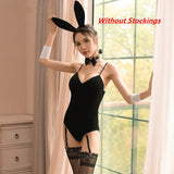 Rabbit Cosplay Linegrie Set 191118