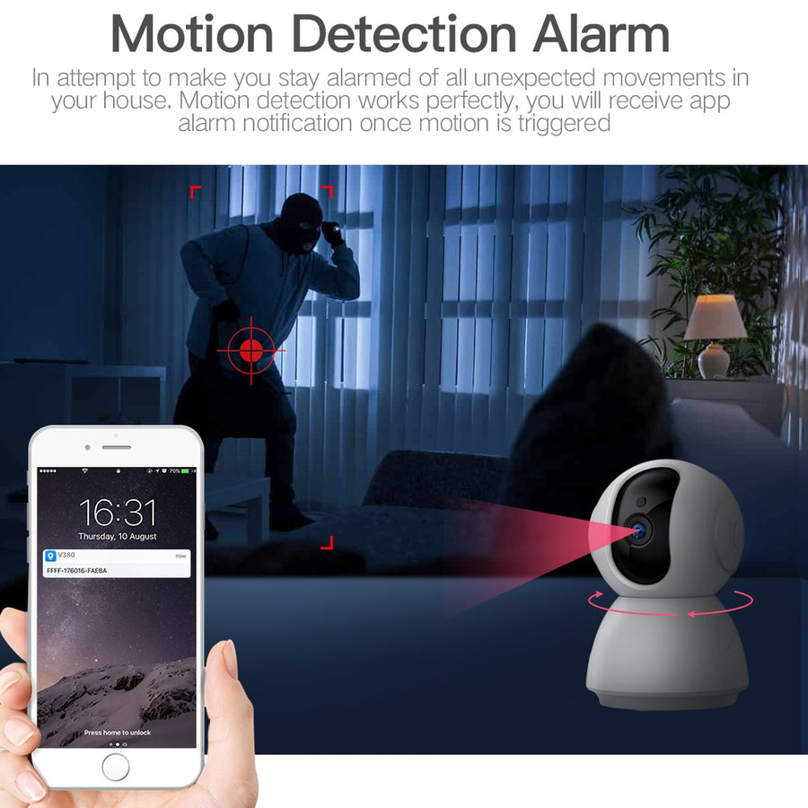 Home Wireless Baby Monitor Camera