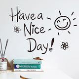 Happy Day Wall Stickers 260619