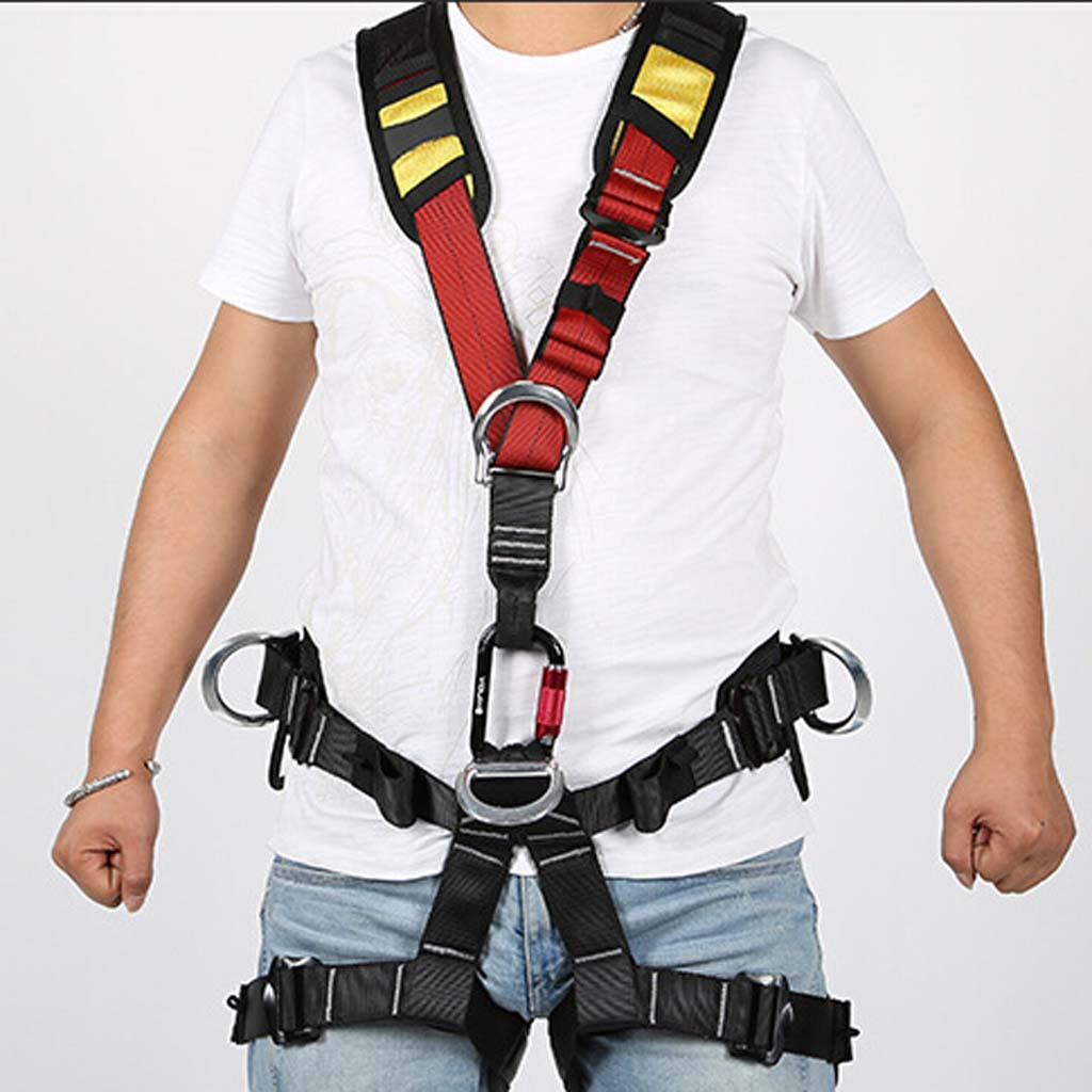 Outdoor Climbing Safty Belt