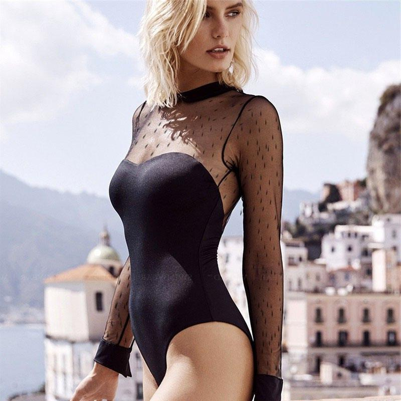 Luxury Onepieces Swimsuit 210319