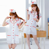 Special time with him Nurse Lingerie Set 040918