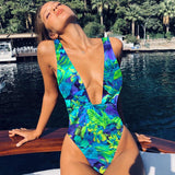 Luxury V One Piece Swimsuit 060119