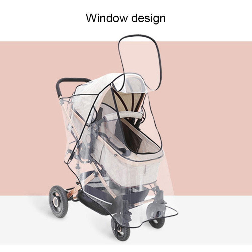 Stroller Raincoat Cover Accessories 290919