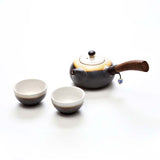 Japanese Teapot Set  Christmas Gift 071219