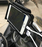 OEM BMW R1200GS Phone Charging Holder