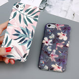 iPhone Flower Tree Casing