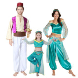 Aladdin Family Cosplay 091018
