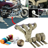 Car + Motorbike Exhaust Heater Pipe Tape