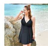 Plus Size Swimsuit Set